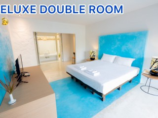 "Kocchira Huahin "" Deluxe Double Room ห้องพักสำหรับ 2 ท่าน """