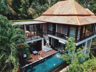 Villa Zolitude Resort & Spa Phuket, ภูเก็ต